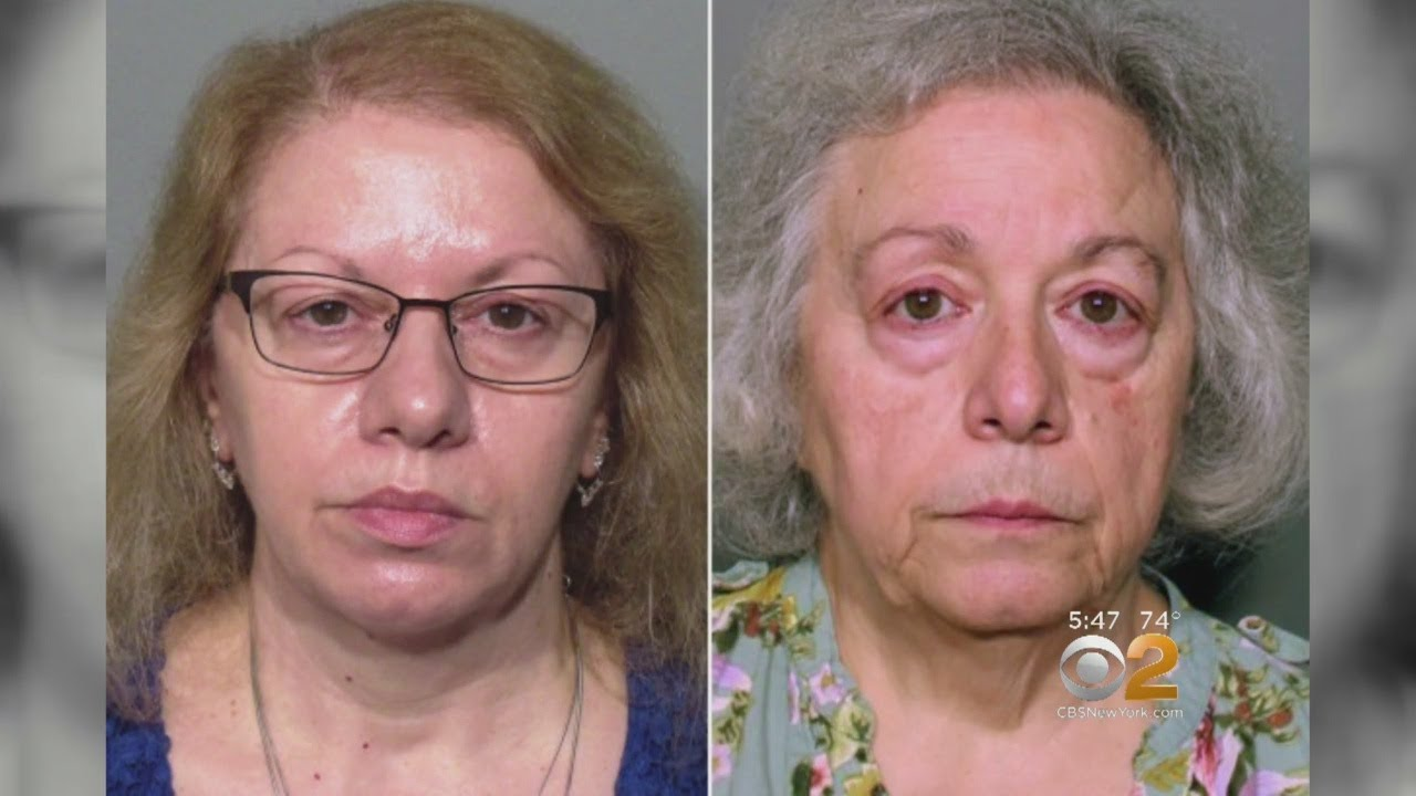 White Lunch Ladies Accused Of Stealing Nearly $500,000 In Connecticut
