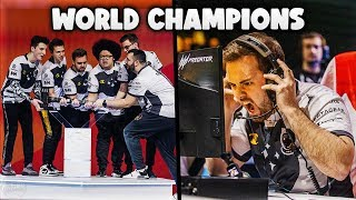 SSG World Champions S.I. 2020 | Canadian Is HYPED | Six Invitational 2020 Grand Finals - R6s