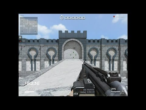 ( Special Force 2 ) Weapon Test HK23E ( Machine Gun ) + Gameplay