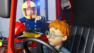 Fireman Sam US 🚒Norman Drives the Firetruck! | Fire Rescue | Best Rescue Compilation 🔥Kids Movie
