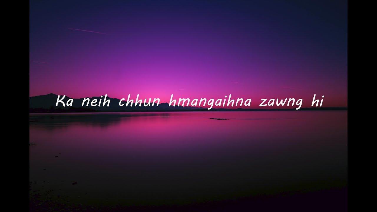 In nghak zel ang - Smiley Cover ( Lyric Video )