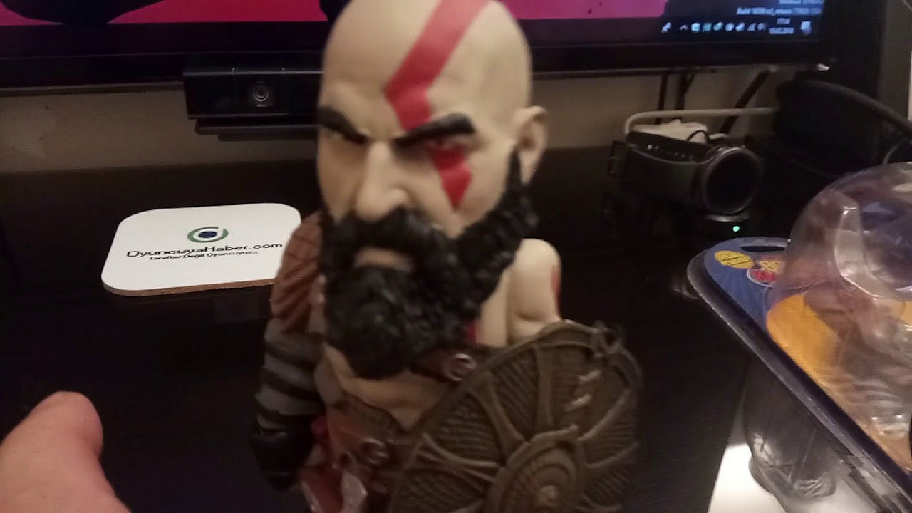 Neca Body Knockers Kratos God Of War
