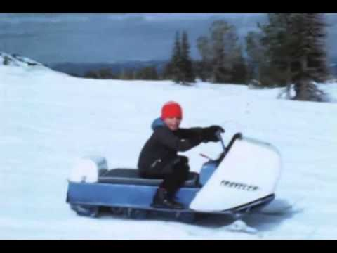 Vintage Polaris Commercial