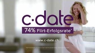 C-Date - Werbung 2019 Schweiz - Genieße Deine Freiheit
