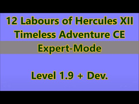 12 Labours of Hercules XII: Timeless Adventure CE Level 1.9 |