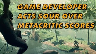 developer-accuses-reviewers-of-not-playing-his-poorly-reviewed-game