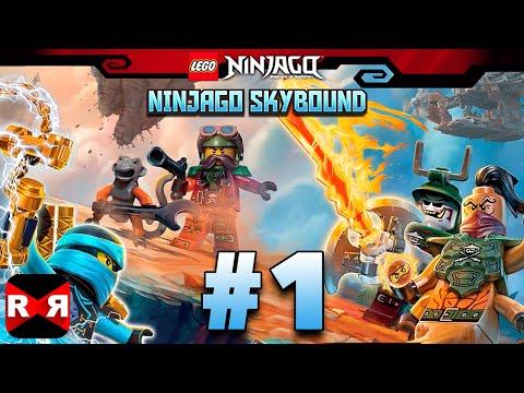 LEGO Ninjago: Skybound (By LEGO Systems) - iOS / Android - Walkthrough Gameplay Part 1