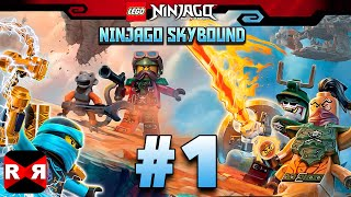 LEGO Ninjago: Skybound (By LEGO Systems) - iOS / Android - Walkthrough Gameplay Part 1