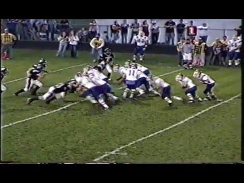 Eric Hasse #14 2007 Junior Year Highlight Film Evart High School Football