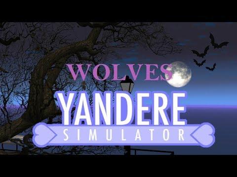 MMD- Wolves -Yandere Simulator