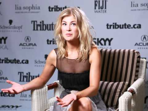 Rosamund Pike - Barney's Version Interview