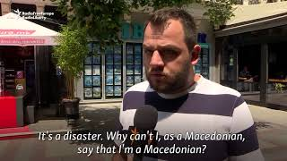Macedonians On Name Change: From 'Disastrous' To 'No Impact'