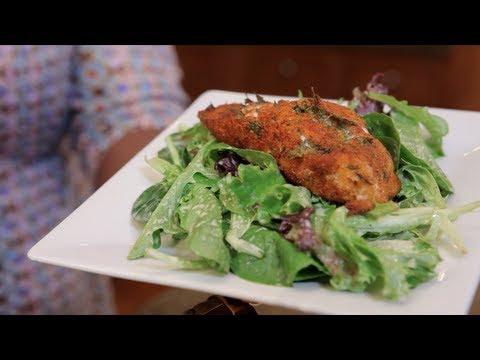 Salmon Suya Salad