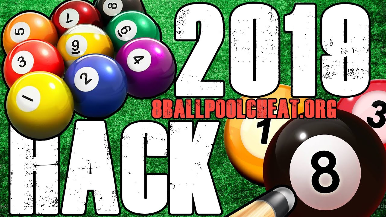 8 Ball Pool Cheats Android 2018 8 ball pool hack 2019 - cash and coins cheats