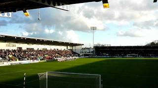 St Mirren   0 - 0   Hearts, 5 November 2011 (stabilised)
