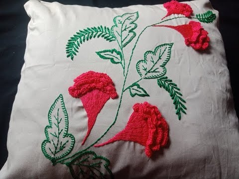 Cushion Cover design stitch tutorial-8, How to stitch cushion cover,কুশন কভার সেলাই, कुशन कवर सिलाई thumbnail