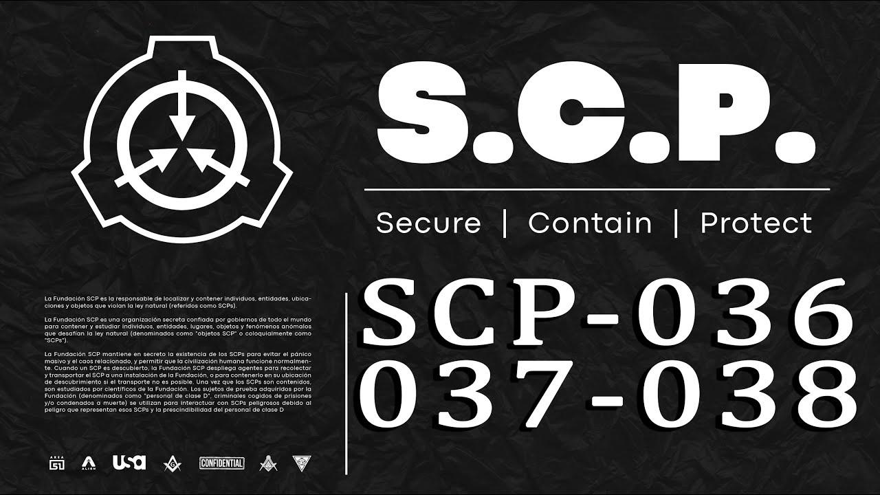 """""""SCP-036/SCP-037/SCP-038""""- La Dama de Blanco"""