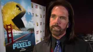 Pixels Pacman - Billy Mitchell Interview