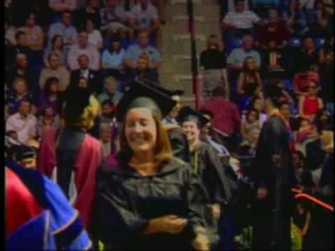 UMass Lowell College of Management Commencement Video 2009