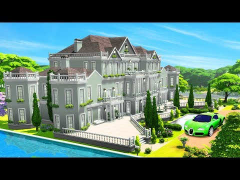 building-my-dream-house!-($5,000,000-mansion)