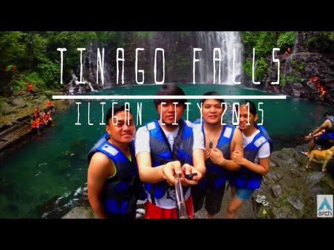 Tinago Falls, Iligan City, Philippines 2015 GoPro Hero 3+