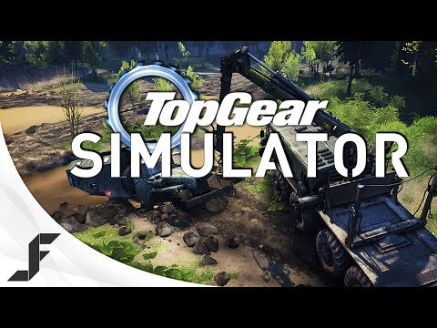 Top Gear Simulator - Spintires