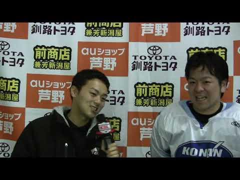 SK松野が3ゴールの大暴れ!江南佐々木技ありのPSでファイナルに導く!