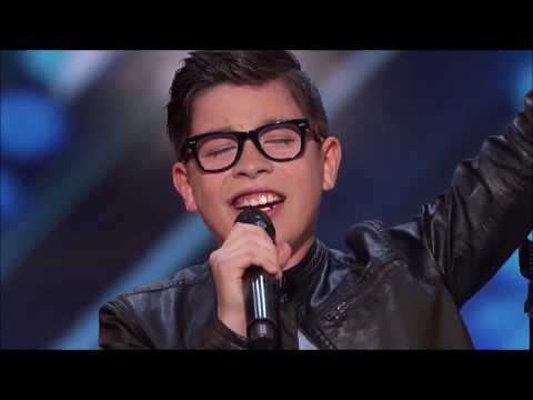 Angel Garcia: 12-Years-Old Singer WOWS The Judges With