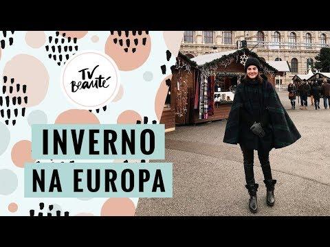 Inverno na Europa: dicas para sobreviver ao frio - TV Beauté   Vic Ceridono