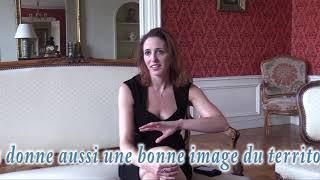 Cécile Rackette, sous-préfète d'Avallon Tonnerre (4)