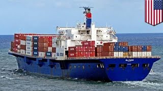 El Faro cargo ship sunk: Body found in search for missing cargo ship - TomoNews