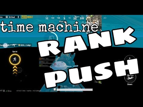 Rank push   low kills   team WAN