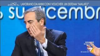 Gasparri (FI): 'La fase renziana ha peggiorato lavoro e territorio' thumbnail