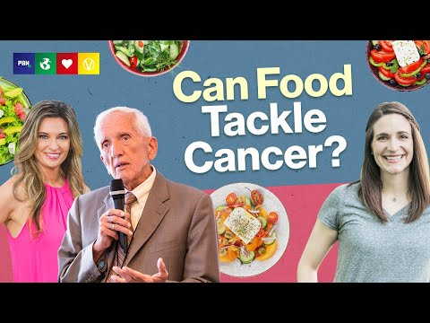 """Treat Cancer With Food - """"It's Time To Wake Up"""""""