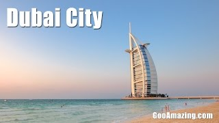 Visit Dubai city | The best view of Dubai Fountain | Travel Video Channel HD
