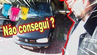 Tinta para o meu carro, Golf GTI do Canal D2M
