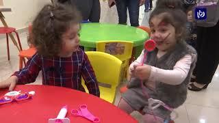 افتتاح أول بازار عائلي بمناسبة عيد الميلاد المجيد في جمعية عين الصايغ (29/11/2019)