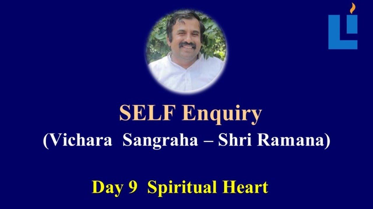 Download Spiritual Heart  D9 #ramanamaharshi #selfenquiry #vicharamarg #advaita