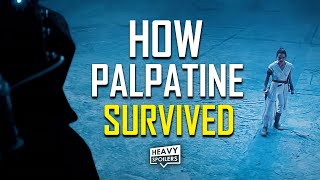 Star Wars: The Rise Of Skywalker: Final Trailer: How Emperor Palpatine Survived And Will Return