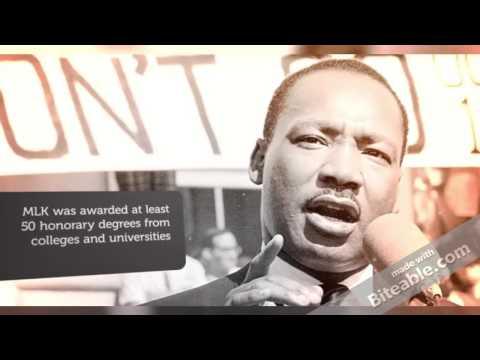 MLK Achievements