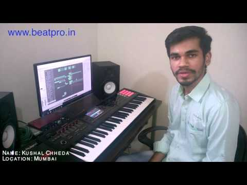Online music production courses in India (in mumbai)