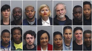 Over a dozen arrests at Ga. capitol over how state handled midterm election