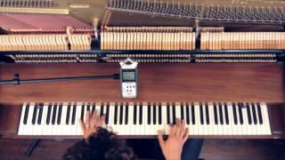 Nick Drake - Things Behind the Sun (piano)