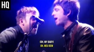 Noel Gallagher & Blur - Tender - Legendado • [BR | Live TCT 2013]