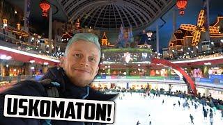 Maailman Isoimmassa Sisähuvipuistossa! (KOREA VLOG)