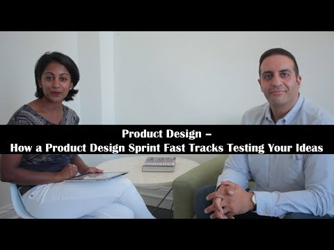 Product Design: How a Product Design Sprint Fast Tracks Testing Your Ideas