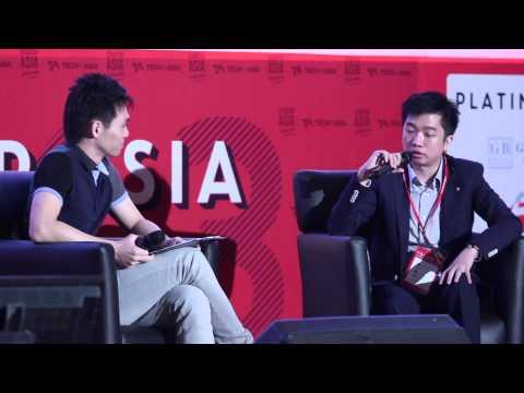 Fireside chat: How E-commerce startup Tokopedia fought against the giants