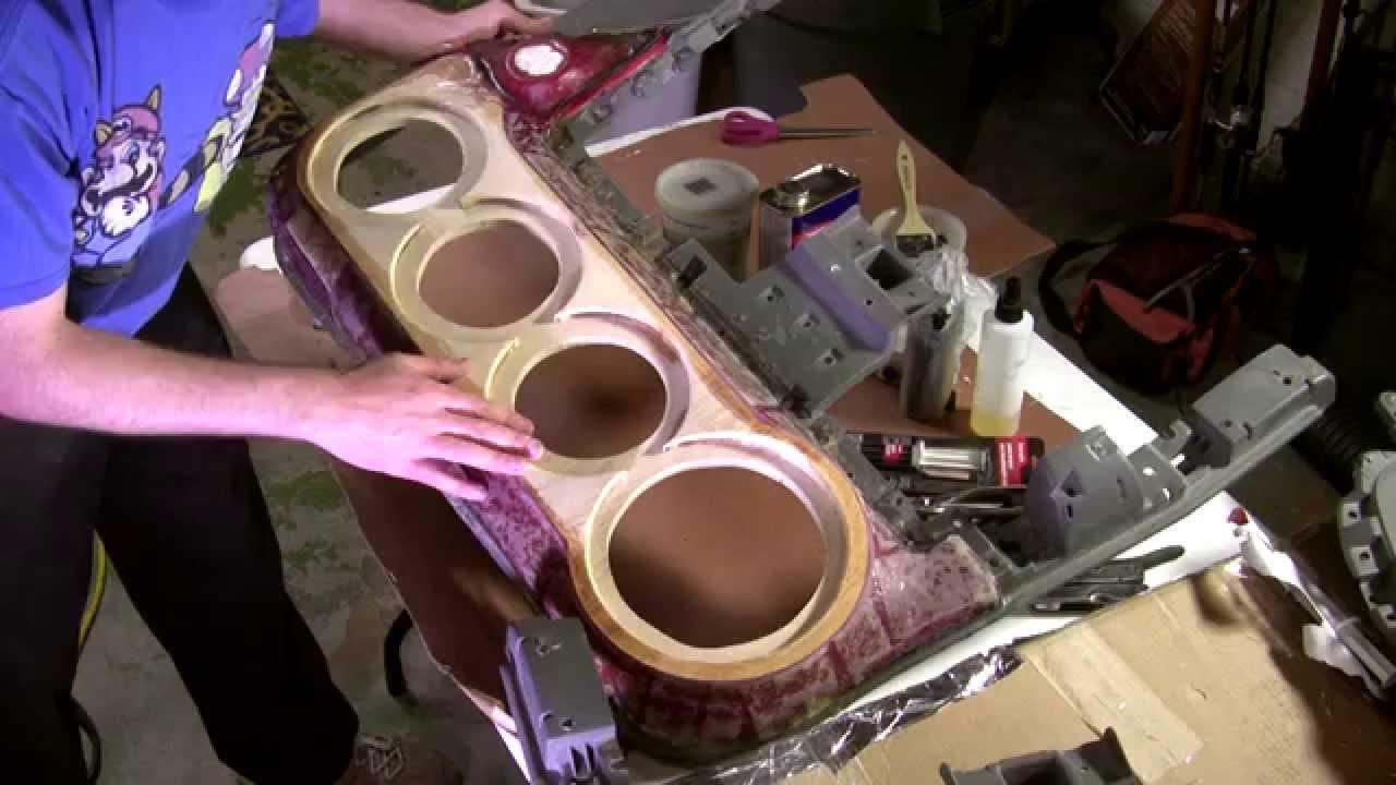 Custom Door Panels How Do You Build Yours