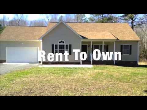 11927 Old Stage Rd Prince George Va 23875 Rent To Own Richmond Va