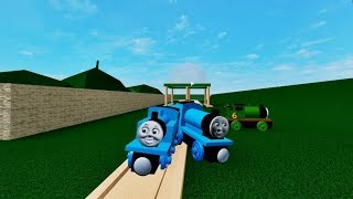 Thomas Wooden Railway Thomas the Tank Engine and Friends Roblox